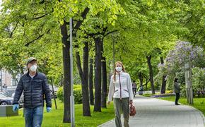 Академик заявил об опасности для здоровья длительного ношения медицинской маски