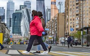В Москве за сутки выявили чуть больше 2 тысяч случаев заражения COVID-19