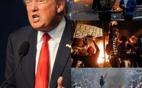 Дональд Трамп пригрозил чернокожим собаками и зловещим оружием