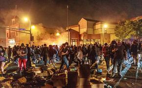 Причины восстания в Миннеаполисе. Варвары-полицаи Миннесоты