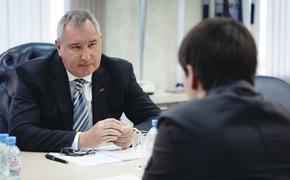 «Роскосмос» ответил на предложение подарить Дмитрию Рогозину абонемент в батутный центр