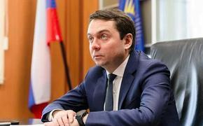 Губернатор Мурманской области Андрей Чибис: рассказал о необходимости увеличения мощности Мурманского транспортного узла