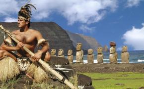 Наследники Лемурии? Жители Острова Пасхи вполне могут быть потомками исчезнувшей цивилизации