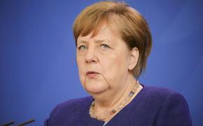 Меркель заявила, что Германия попала в «самую тяжелую экономическую ситуацию в истории»