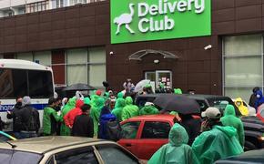 «Хватит издевательств».  Курьеры Delivery Club сообщили о забастовке