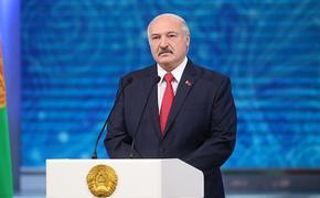 Лукашенко попросил относиться к Белоруссии по-человечески