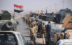 Армия Ирака провела полицейскую операцию против джихадистов