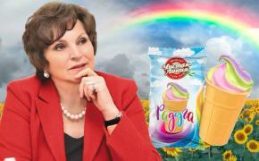 Рабочая группа по поправкам в Конституцию на встрече с Путиным увидела в мороженом «Радуга» угрозу для детей
