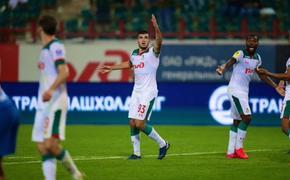 «Локомотив» и «Сочи» подвела реализация 0:0