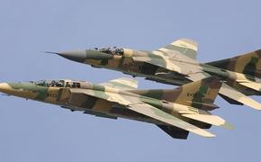 Авиация Ливийской национальной армии нанесла удар по аэродрому противника Аль-Ватия