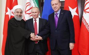 Что скрывается за притязаниями Анкары и Тегерана на нефть Сирии?