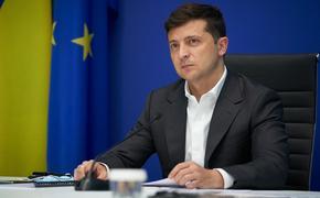 Аналитик раскрыл выгоду войны в Донбассе для президента Украины Зеленского