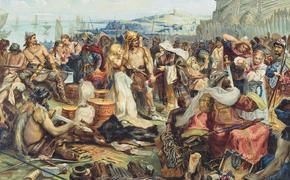 Пора вспомнить о русских рабах в Европе?