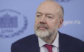 В Госдуму внесли поправки по реализации положений Конституции о защите территориальной целостности