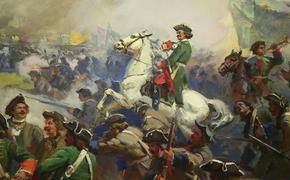 В этот день в 1709 году русская армия разгромила шведов под Полтавой