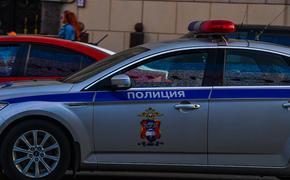 В Гагаринском тоннеле в Москве случилось ДТП с участием семи машин