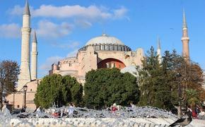 Митрополит Иларион назвал «пощечиной всему христианству» превращение собора Святой Софии в мечеть
