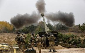 В Донбассе подорвался грузовик с бойцами ВСУ