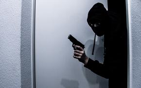 Опубликованы видео вооруженного ограбления банка в Петербурге и работы сотрудников МВД