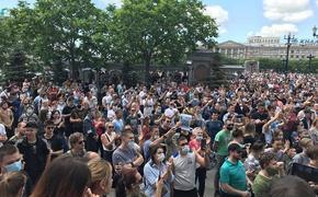 О митингах в Хабаровском крае в поддержку Сергея Фургала. Кто за ними стоит и кто платит?