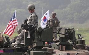 Коронавирус стал препятствием проведения армией США учений в Корее