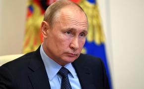 В Кремле объяснили, почему Путин не сразу увольняет чиновников