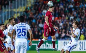Матч ЦСКА - «Рубин» не выявил победителя 1:1