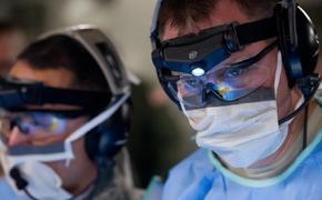 Больницы Закарпатской области Украины заполнены больными коронавирусом