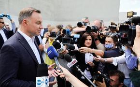 На президентских выборах в Польше победил Анджей Дуда