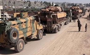 США наращивают свое военное присутствие на северо-востоке Сирии