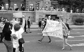 Дальний Восток:  шествие «Четырёх площадей» или кто следующий