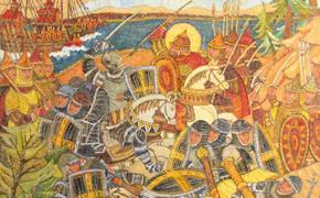 В этот день в 1240 году состоялась битва русской дружины и шведами близ места впадения Ижоры в Неву
