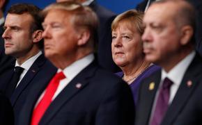 Американское издание предсказало скорую кончину НАТО
