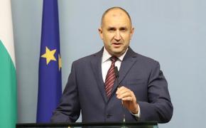 Президент Болгарии призвал правительство и генпрокурора уйти в отставку