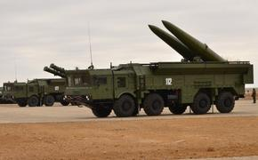 Алжир развернул ОТРК «Искандер» рядом с ливийской границей