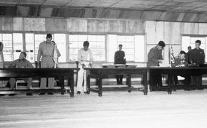 В этот день в 1953 году окончилась Корейская война