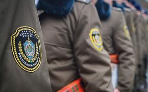 Белорусский государственный телеканал показал видео задержания «российских боевиков ЧВК»