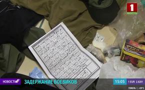 В Белоруссии задержали не «вагнеров»