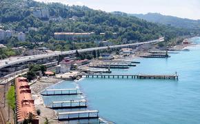 Краснодарские курорты за июнь-июль посетили 2,3 млн туристов