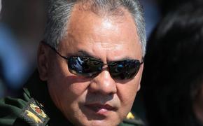 Шойгу приказал  довести к концу 2020 года оснащенность войск современными вооружениями до 70%