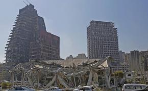 Российский эксперт предупреждал о возможном взрыве в Бейруте еще шесть лет назад