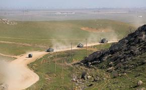 Боевики выложили видео атаки на колонну армий России и Турции в сирийском Идлибе