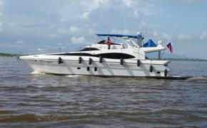 Правительство Хабаровского края решило не продавать яхту «Виктория», которую  выставил на торги Сергей Фургал