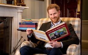 Принц Гарри ополчился на Facebook