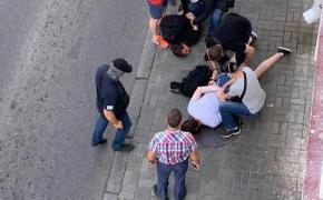 Задержанные в Минске журналисты «Дождя» работали на выборах без аккредитации. Власти никак не желали ее выдавать