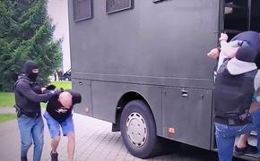 В Минске и Витебске начались задержания