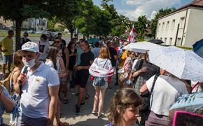 В Германии уже начали раскачивать ситуацию с выборами в Белоруссии