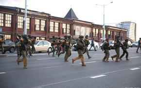 Белорусскую журналистку ранили при разгоне протестов в Минске