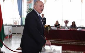 Лукашенко сделал первое заявление после президентских выборов в Белоруссии