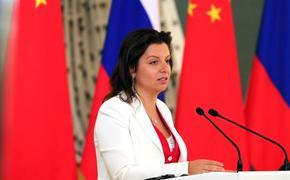 Симоньян назвала условие для революции против Лукашенко в Белоруссии